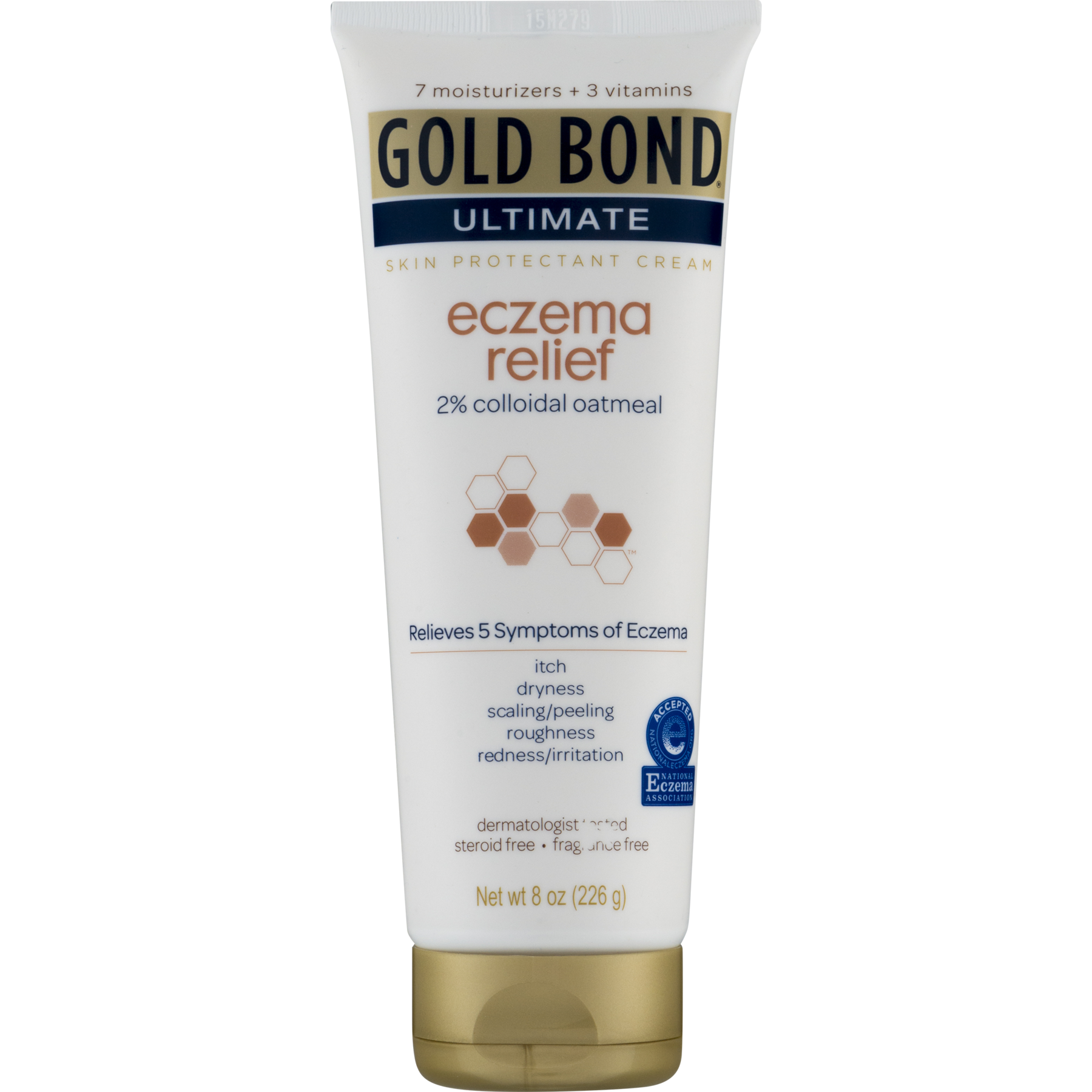gold bond ultimate skin protectant cream eczema relief 8 0 oz
