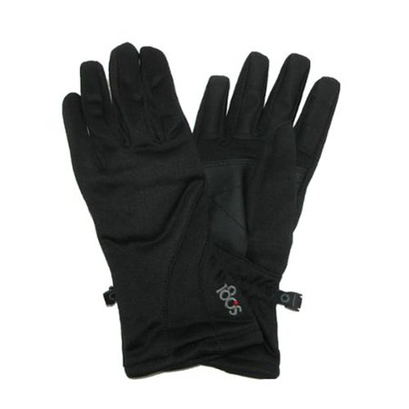 180s Size Large Womens Weekender Touch Screen Driving Glove, Black