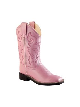 Children's Old West Broad Western Square Toe Boot - Child