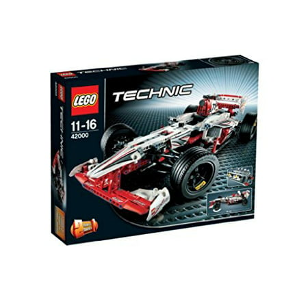 - LEGO Exclusive Technic Grand Prix Racer 42000