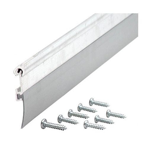 "M-D Products 07237 36"" Aluminum Flex-O-Matic Automatic Door Sweep"