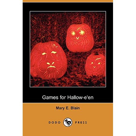 Halloween Crafts And Games For Toddlers (Games for Hallow-E'En (Dodo)