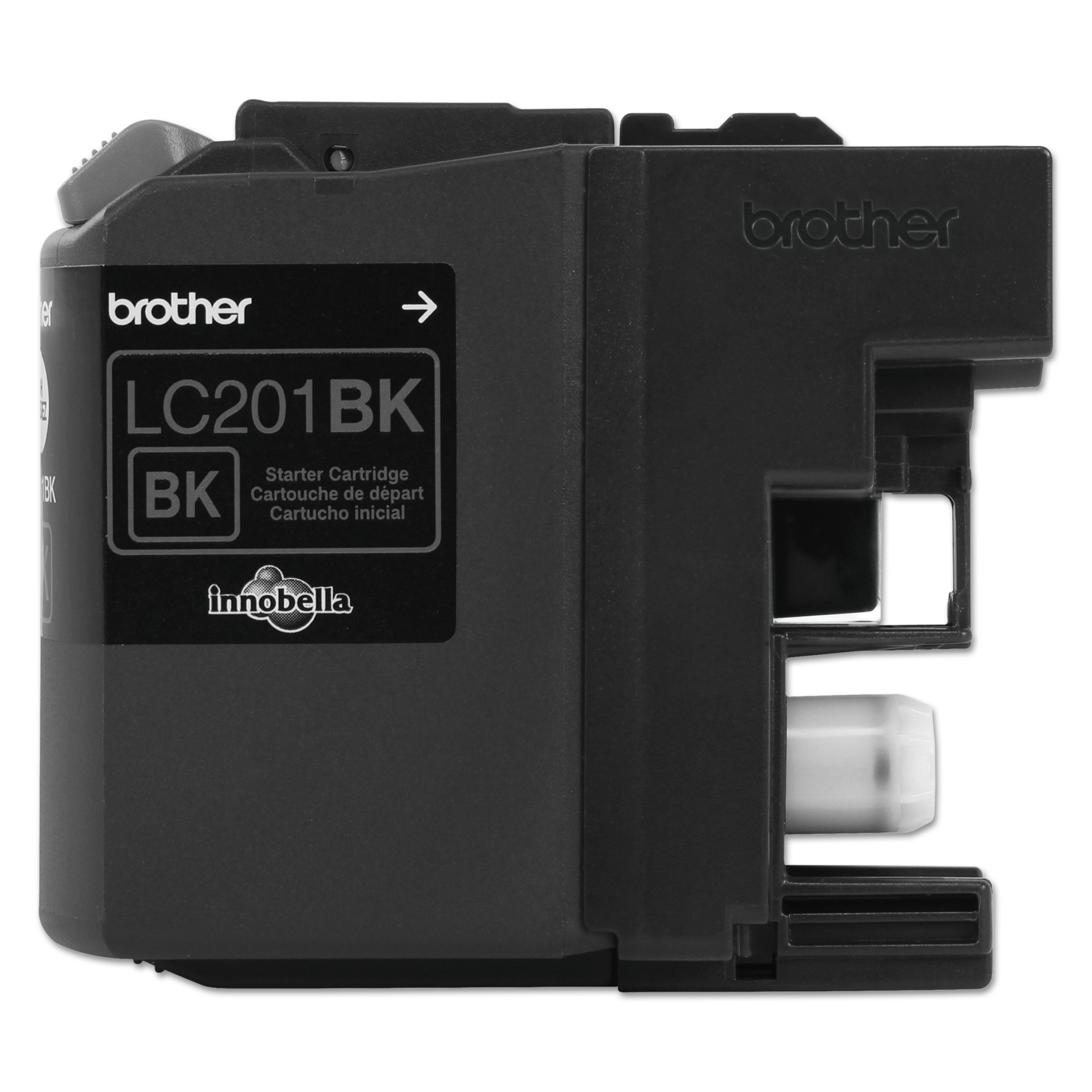 Brother LC201BK Innobella Ink, Black