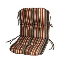 Comfort Classics Sunbrella Hinged Seat & Back Chair Cushion