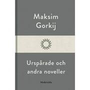 Urspårade och andra noveller - eBook