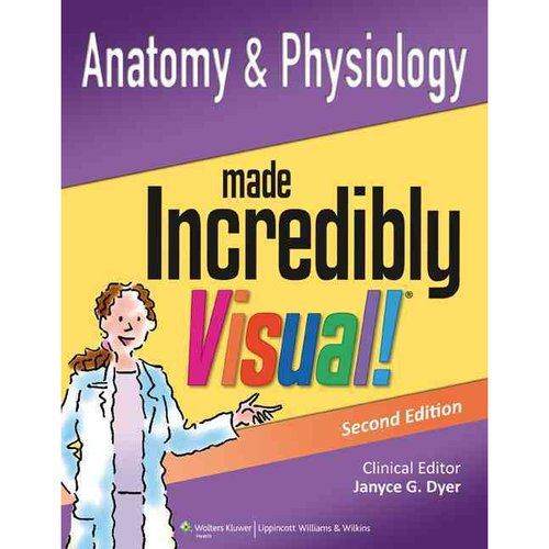 Anatomy & Physiology made Incredibly Visual