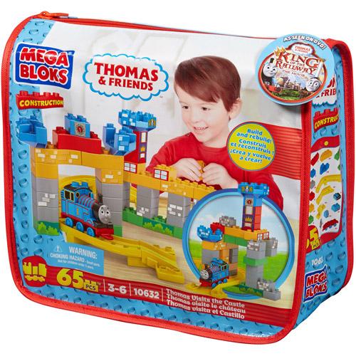 Mega Bloks Thomas The Train Visits The Castle ( Bag )