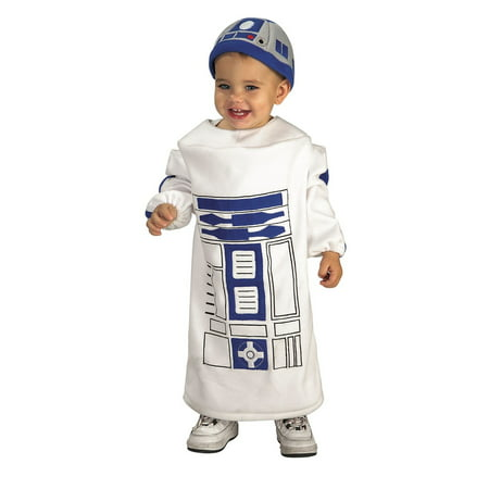 R2d2 Infant Halloween Costume (Halloween Star Wars Classic R2D2 Infant/Toddler)
