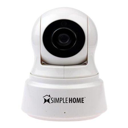 Xtreme Cables XCS7-1002-WHT Wifi Security Camera Pan Tilt