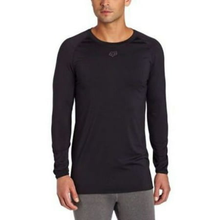 Fox Head Men's First Layer Long Sleeve Jersey/Undershirt Size Small Black - Fox Head Coupon Codes