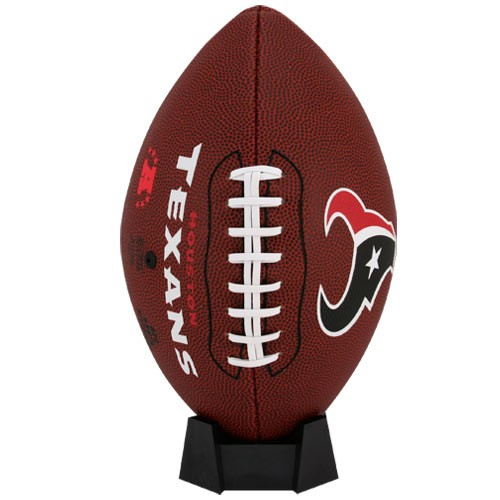 Houston Texans Rawlings Game Time Official Size Football - No Size