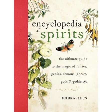The Encyclopedia of Spirits (Hardcover) - Dream Genie