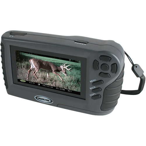 "Moultrie Deluxe Handheld Viewer with 4.3"" Screen"