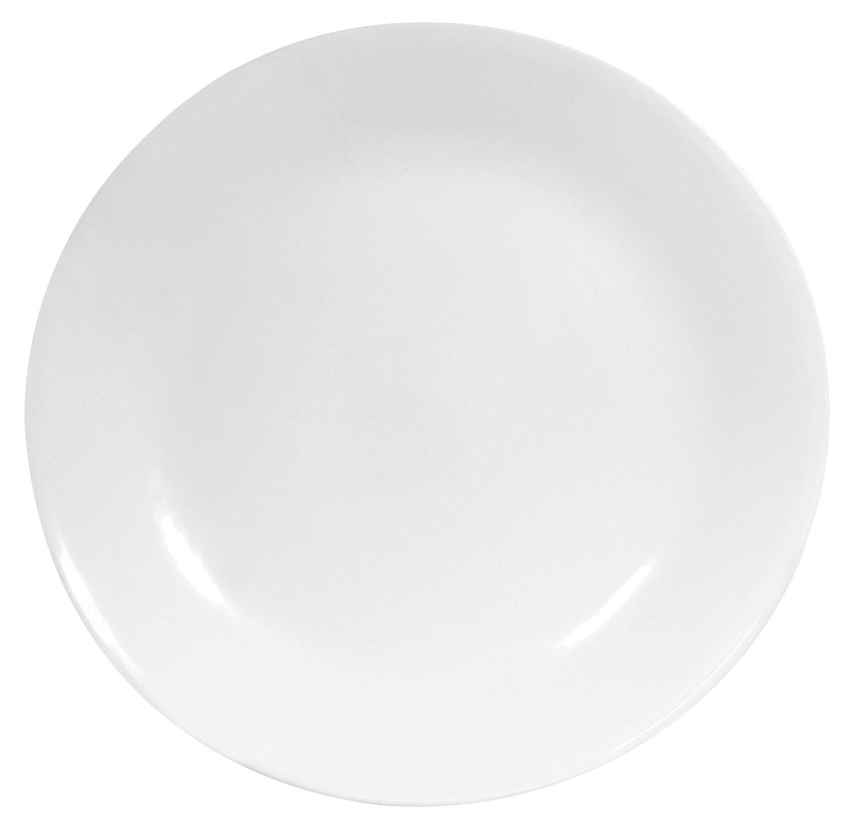 GLYBY Livingware 6-Piece Dinner Plate Set Winter Frost White Dinner Plates Ship from U.S - Walmart.com  sc 1 st  Walmart & GLYBY Livingware 6-Piece Dinner Plate Set Winter Frost White Dinner ...