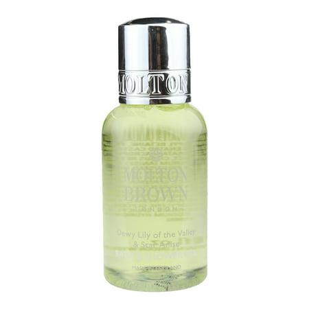 cbfa3a772f2e9 Molton Brown - Molton Brown  Dewy Lily Of The Valley   Star Anise  Bath    Shower Gel 1oz New - Walmart.com