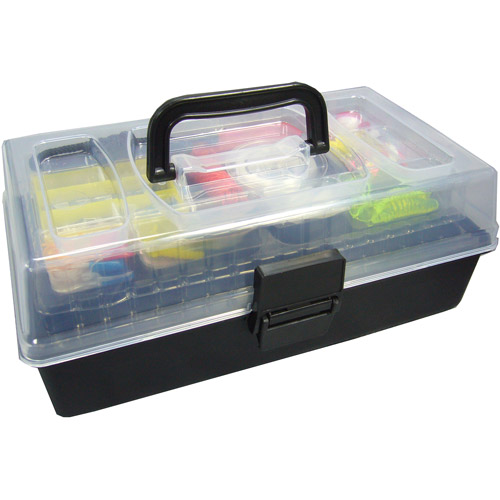Outdoor Angler 101-Piece Fishing Tackle Kit by Generic
