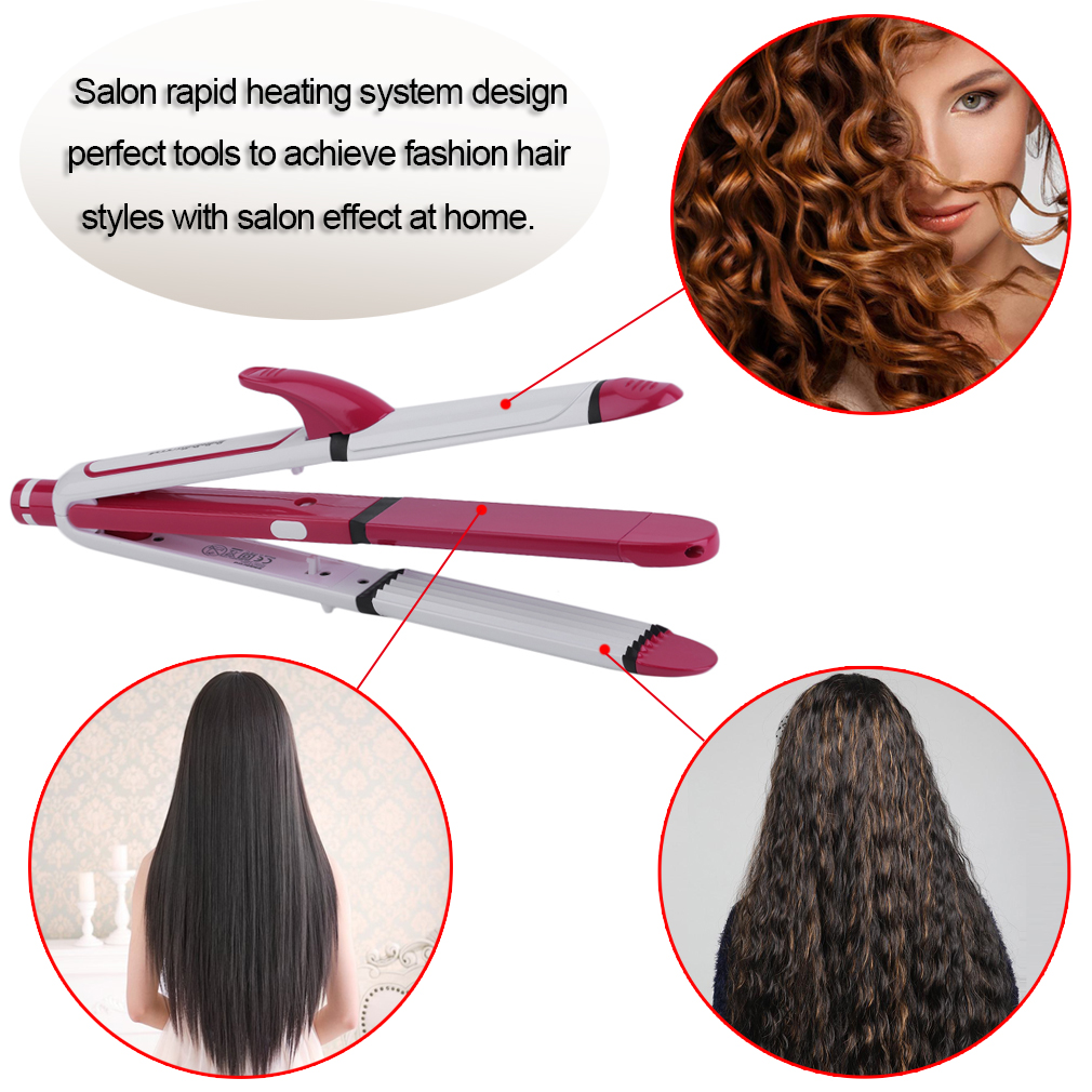 Walmart Hair Styling Tools Professional Electric Hair Crimper Hair Styling Tools Ceramic .