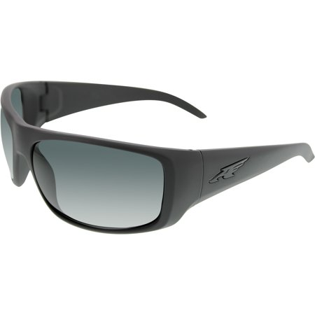 Arnette Men's La Pistola AN4179-447/87-66 Black Rectangle (Are Arnette Sunglasses Good)