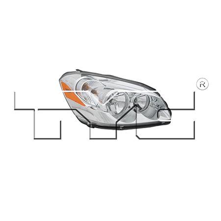 Headlight Buick Lucerne, Buick Lucerne Headlights