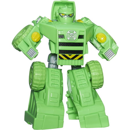 Girl From Transformers 4 (Playskool Heroes Transformers Rescue Bots Boulder the Construction-Bot)