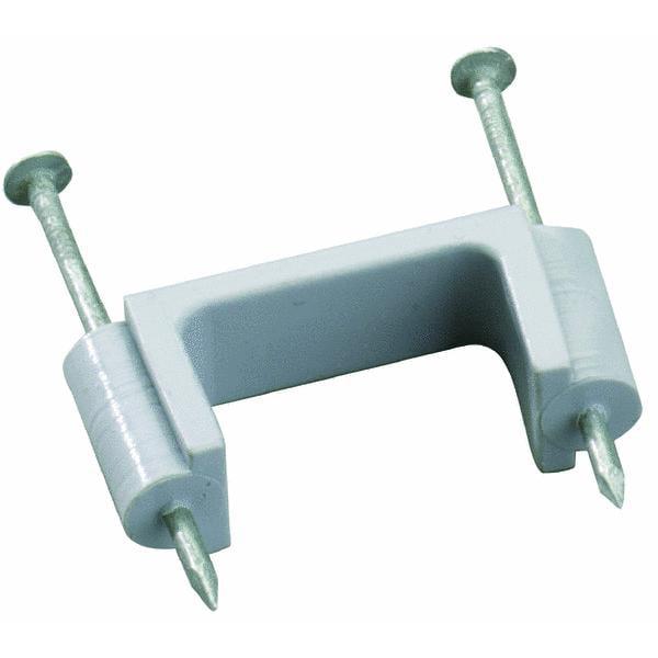 Ecm Industries GSE-205 #2 Seu Cable Staples, Plastic, 5-Pk. - Quantity 6
