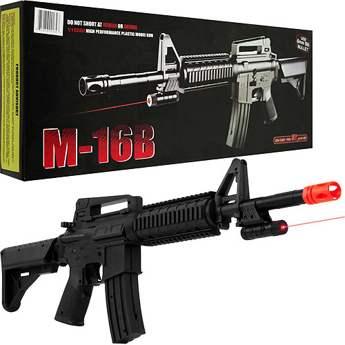 Whetstone M-16B 6mm Air Soft Rifle