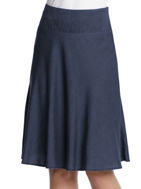 Denim Summer Fling Flirt Skirt