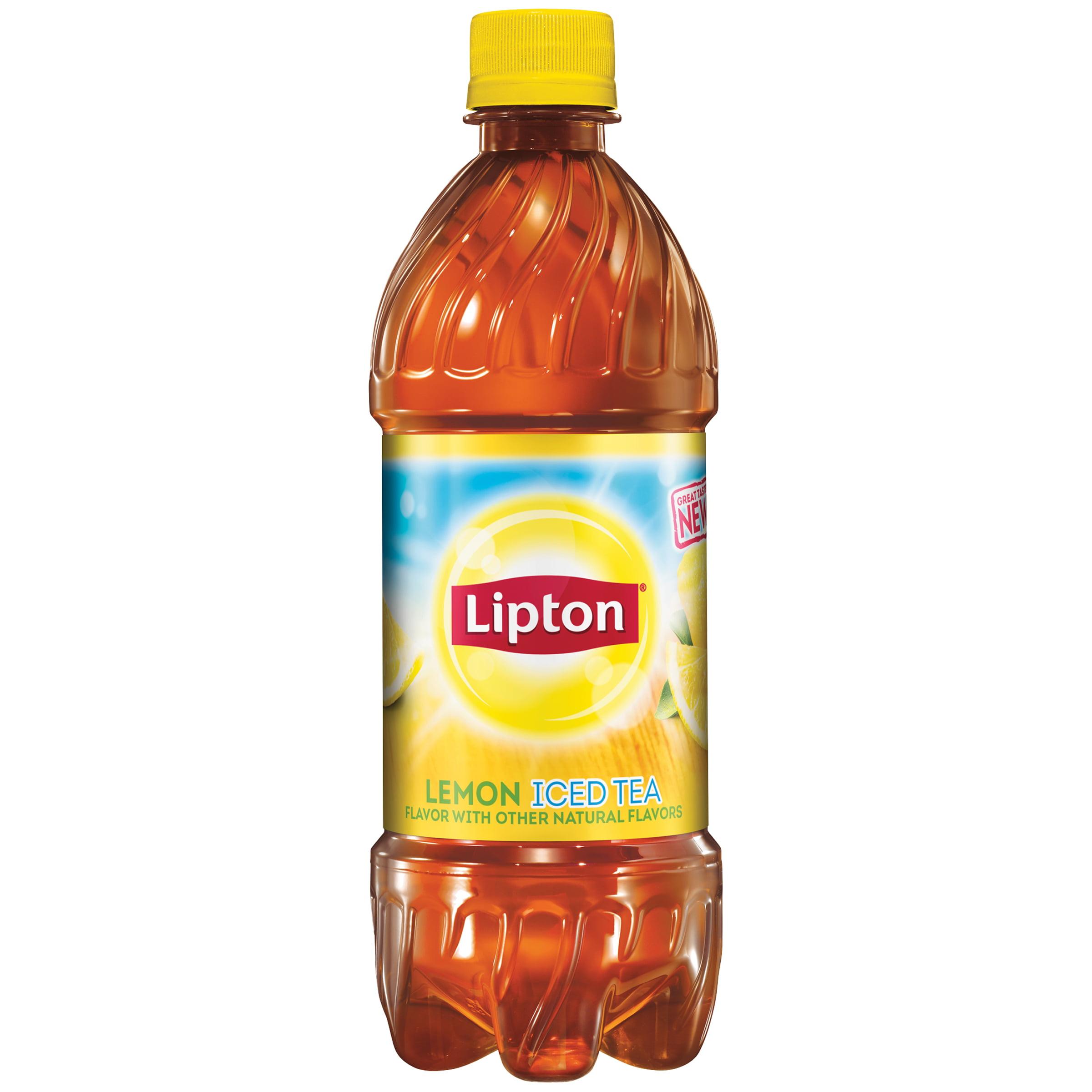 Lipton Lemon Iced Tea 20 fl. oz