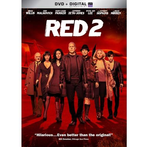 Red 2 (DVD + Digital Copy) (With INSTAWATCH) (Widescreen)