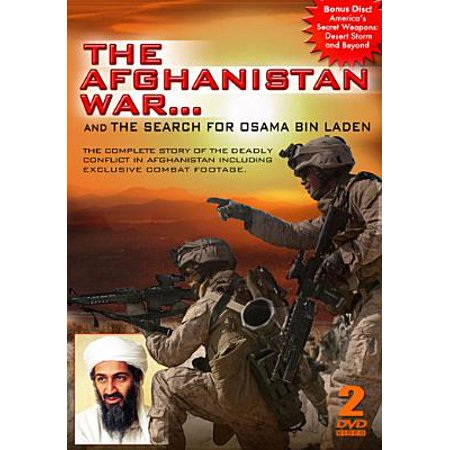 Afghanistan War & The Search For Osama Bin Laden (DVD)