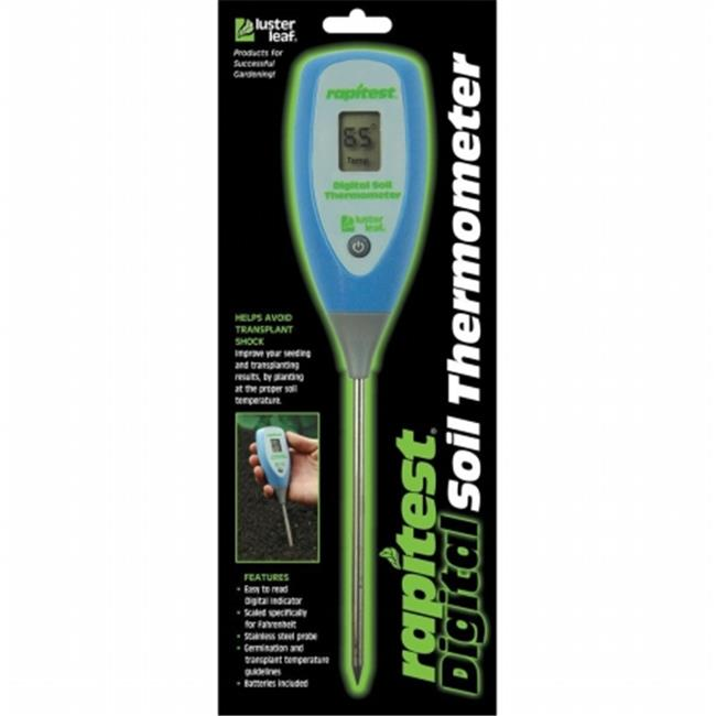 Luster 1625 Digital Soil Thermometer