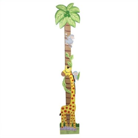 Fantasy Fields - Sunny Safari Growth Chart (Safari Growth Chart)