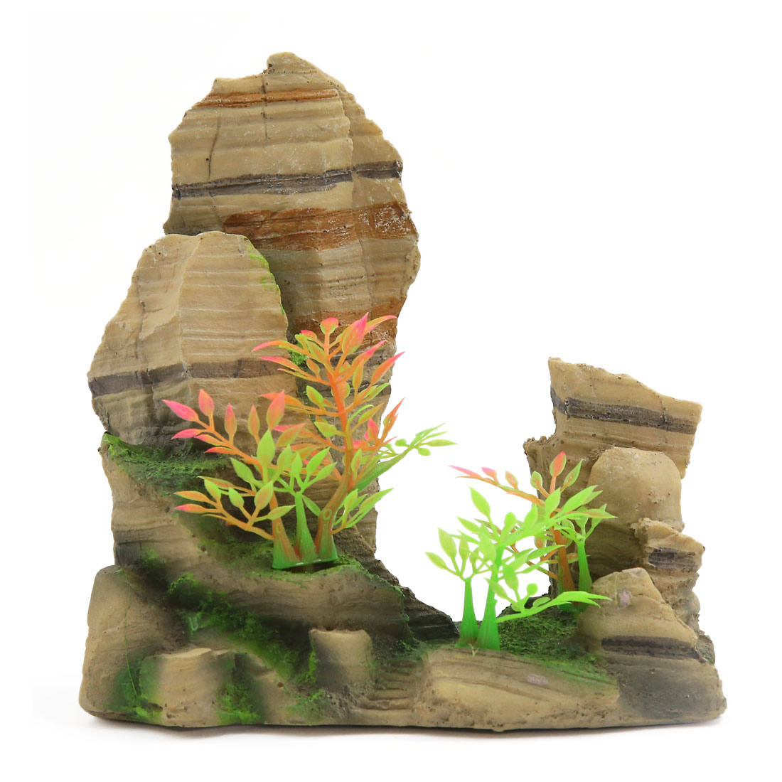 Aqua Landscape Aquarium Decoration Artificial Mountain Driftwood