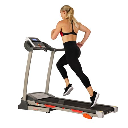 Sunny Health & Fitness SF-T4400 Folding Incline Running Treadmill