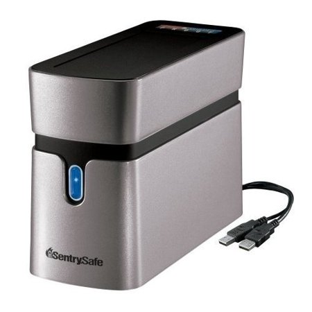 Sentrysafe Safe Fire-Safe Waterproof 160 Gb Hard Drive