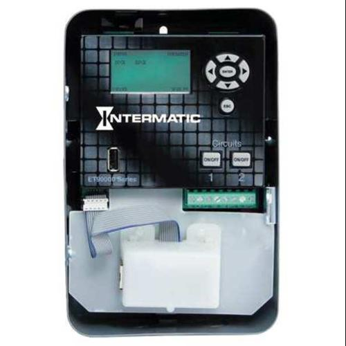 INTERMATIC ET90215CE Electronic Timer, Astro 365 Days, SPDT