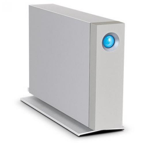 "LaCie d2 STEX8000100 8 TB 3.5"" External Hard Drive Thunderbolt 2, USB 3.0 by Seagate"