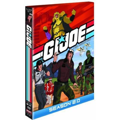 GI Joe Real American Hero: Season 2 (Full Frame)