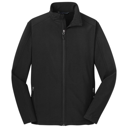- Port Authority Men's Traditional Core Soft Shell Jacket