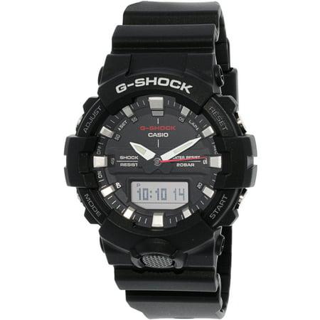 Men's G-Shock GA800-1A Black Resin Japanese Quartz Sport Watch (Japanese G Shock Watches)