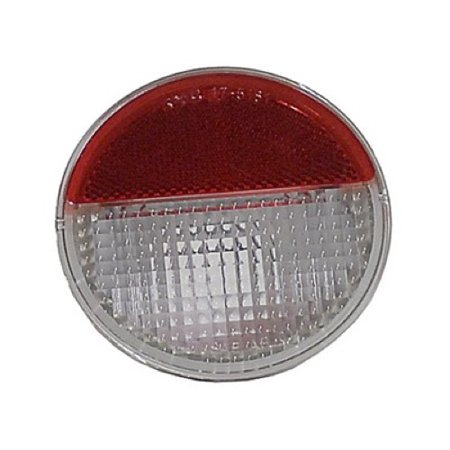 Go-Parts OE Replacement for 2002 - 2009 GMC Envoy Back Up Light - Right (Passenger) Side 15000128 GM2882102 Replacement For GMC Envoy Gmc Envoy Parts