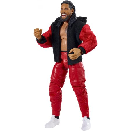 WWE Elite Collection Jimmy Uso Action Figure with Accessories (Wwe The Usos Action Figures)