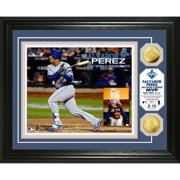 Kansas City Royals Salvador Perez Gold Coin Photo Mint - 201