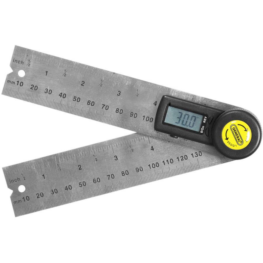 """General 822 5"""" Digital Angle Finder"""