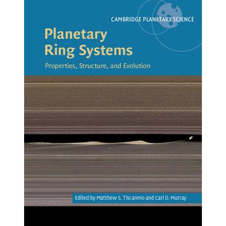 Planetary Ring Systems (Planetary Ring Systems)