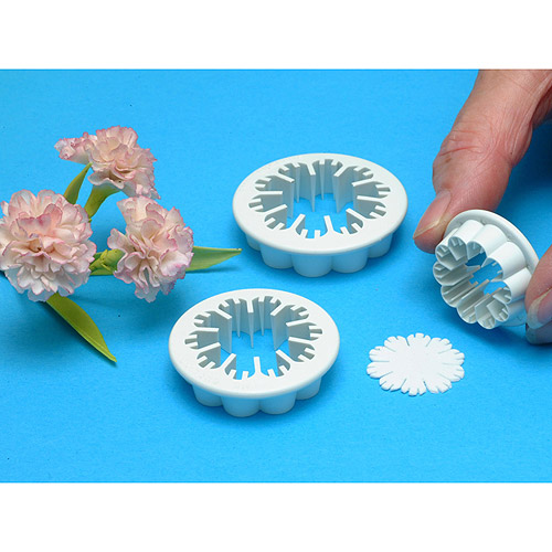 PME Cutter Set, 3/pcs, Carnation