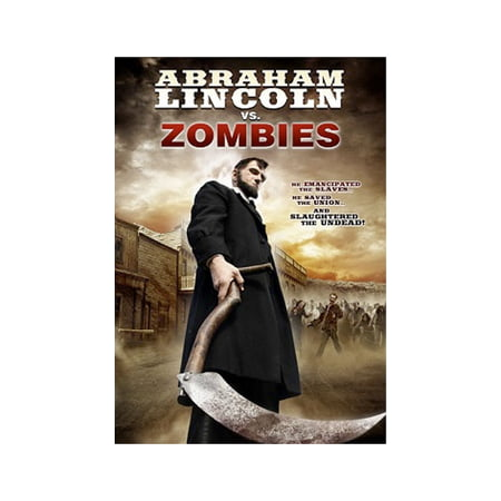 Abraham Lincoln vs. Zombies (DVD)