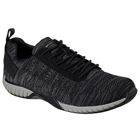 Skechers Sendro Malego Mens Sneaker Oxfords Black 11.5