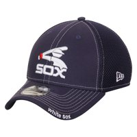 Chicago White Sox New Era Wordmark Neo 39THIRTY Flex Hat - Navy