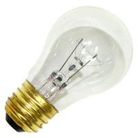 Halco 06016 - A15CL25 A15 Light Bulb